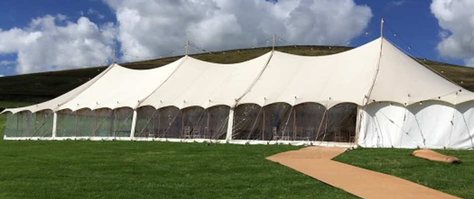 Traditional Canvas Marquees